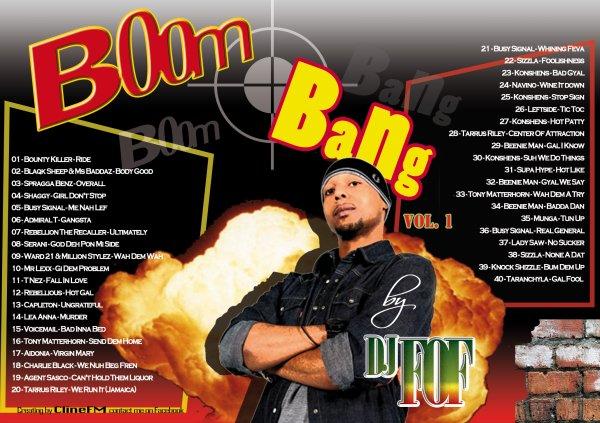 DJ FOF PRESENTE BOUM BANG VOL 1