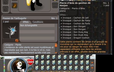 Comment droper un dofus