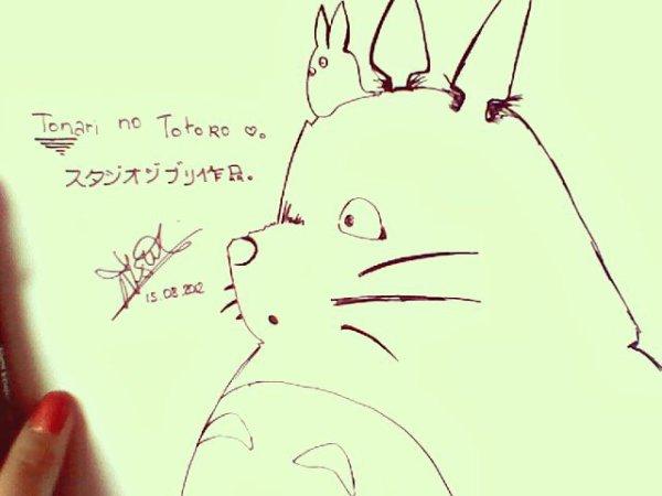 Tonari no Totoro ♥ Mon voisin Totoro