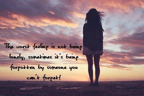 Seule dans mon malheur, j'avance, cherchant l'erreur. La peur de retomber je préfère rester, la où tu m'as laissée