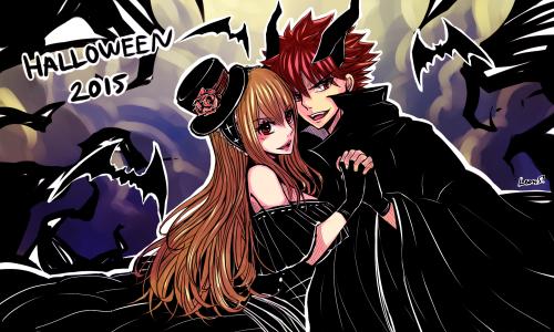 One-Shot 2: Halloween