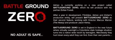 « Battle Ground Zero »