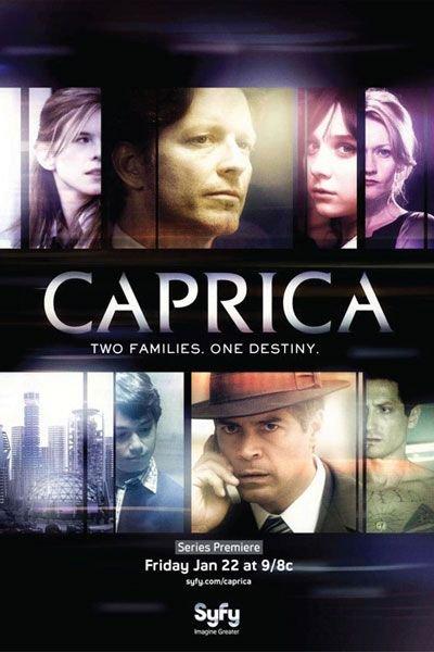 Caprica revient le 5 octobre 2010.