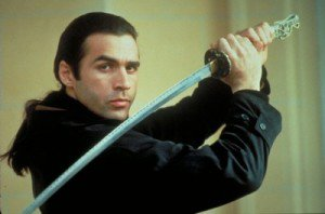 Interview d'Adrian Paul sur Eyesborgs