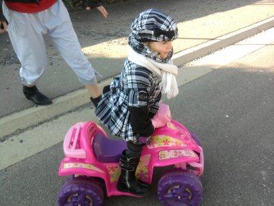 ma petite fille shana