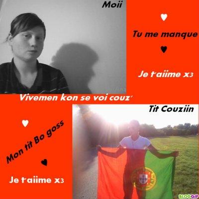 Me & Mon tit Couz' ♥