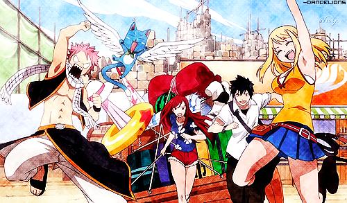 Fairy Tail ! *-*♥
