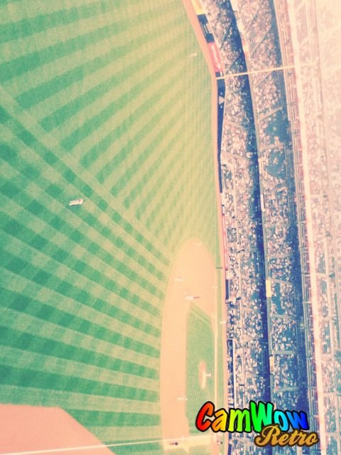 Game de baseball #NewYotk