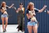 12 / 08 / 20II : Miley a été vu dans un parking de Beverly Hills avec son amie danseuse Jen et son chien Lila. 13 / 08 / 20II :«Je viens de réaliser que j'avais plus de 2 millions de followers ! Je m'endors en me sentant très aimée :) Santé à tous ! Bon dimanche !» Posté le 13 août 2011 sur@mileycyrus