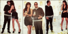 ". .  ♦ 16.09.2011 Kelly &  P.Diddy  au lancement du nouveau parfum de P.Diddy  ""Empress"" en Californie . ."