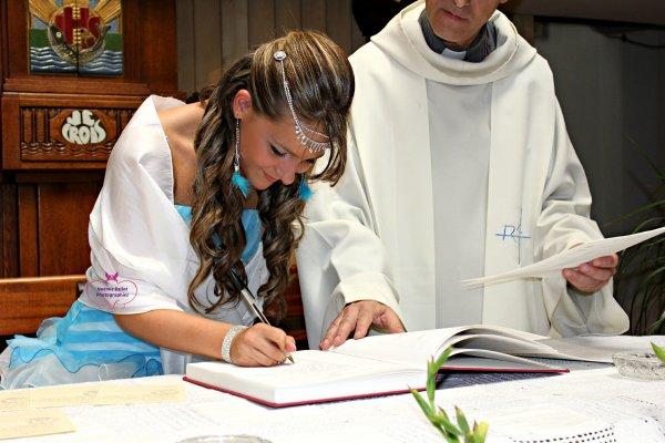 Baptêmes Maicky, Brenda & Djiliana