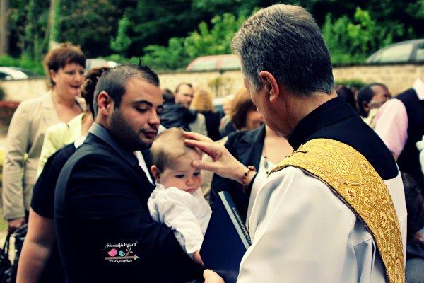 Baptême Ryan