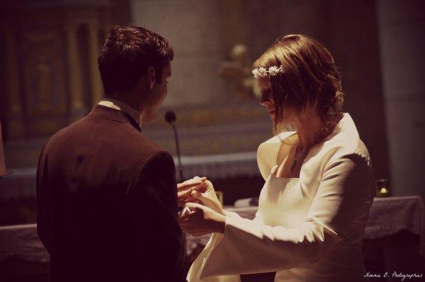 Mariage Emmanuelle & Xavier