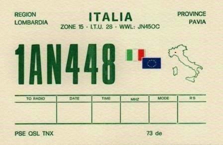 DIVISION  1 ITALIE