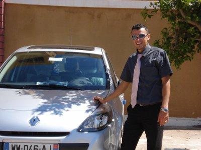 Ma nouvelle voiture ((Clio 3))