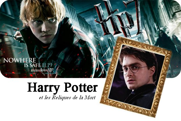 Nouvelles Photos Harry Potter 7**