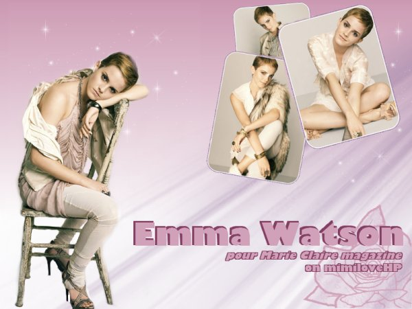 Emma à la Une !