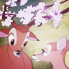 Bambi - Rencontre avec son père.