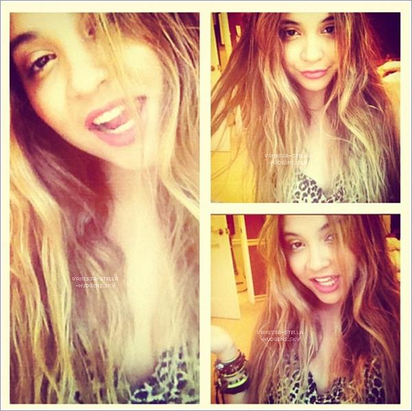*    Deux nouvelles photos : la première de Vanessa postée sur son site officiel et la deuxième de Stella postée sur Instagram.   *