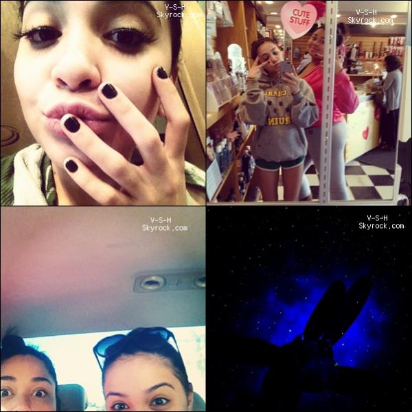 *   Nouvelles photos instagram de Stella Hudgens.    *