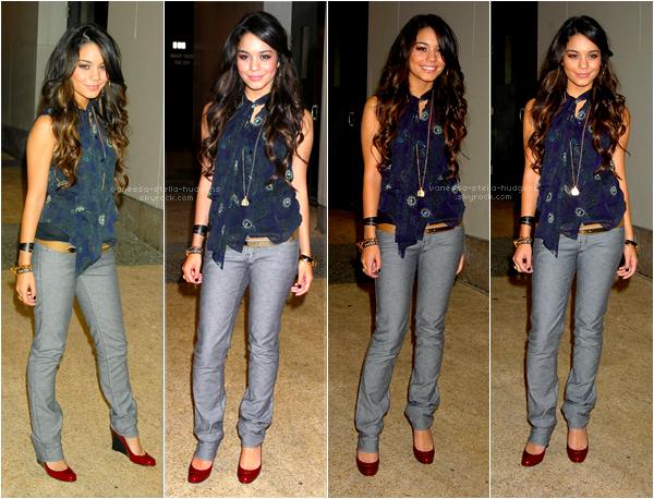 """*    27/09/2006 : Vanessa sortant des """" The MTV TLR Studios """"       *"""