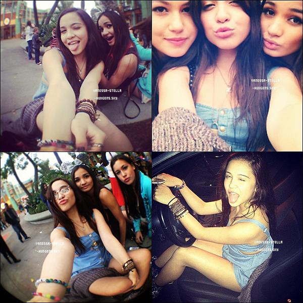 *    22 avril 2012 : Stella,Telena et Pia Mia sont allé à DisneyLand dans l'après-midi.    *