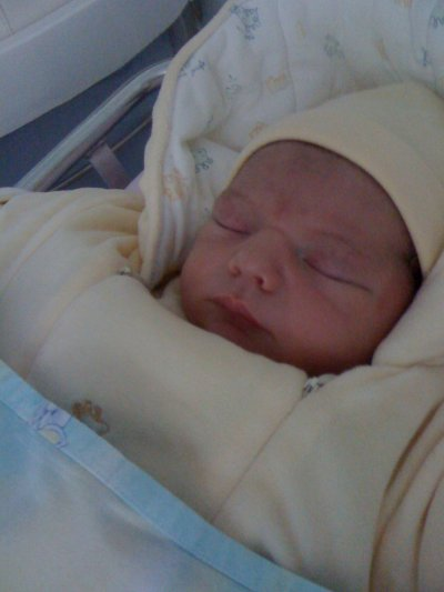 le 30 juin 2011: Naissance de Raphaël