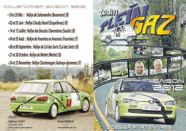 saison 2012