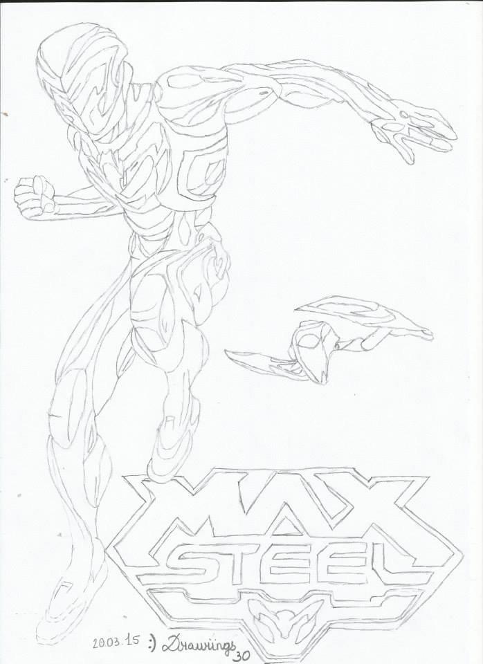 Max - Max Steel