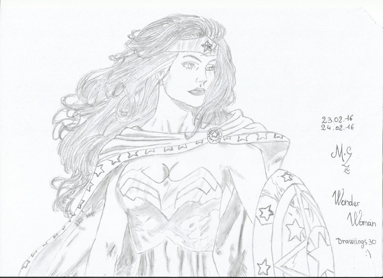 Wonder Woman - Marvel