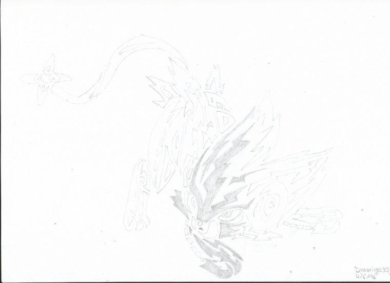 Luxray - Pokemon n°1