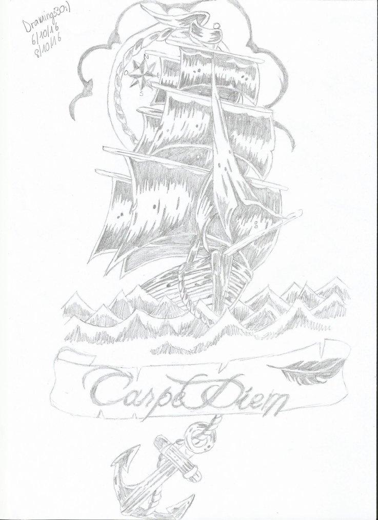 Bateau Carpe Diem