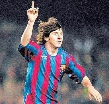 Toujour Leonel Messi