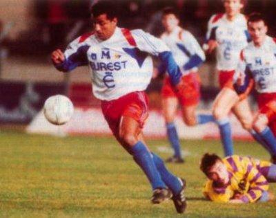 Short du MHSC porté lors de la saison 92-93