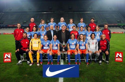 Maillot du MHSC équipe féminine saison 2005-2006 porté par Céline Deville