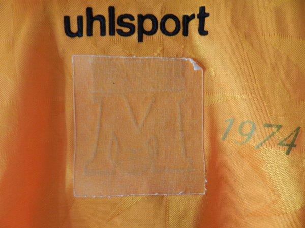 Maillot du MHSC coupe de l'UEFA 1999-2000 Stéphane Cassard