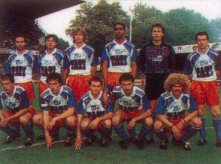 Maillot du MHSC saison 1990-1991