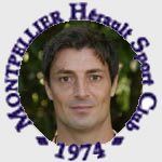 Maillot du MHSC saison 2001 - 2002