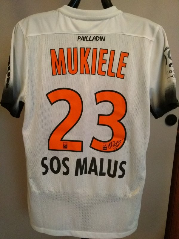 Maillot du MHSC saison 2016 - 2017