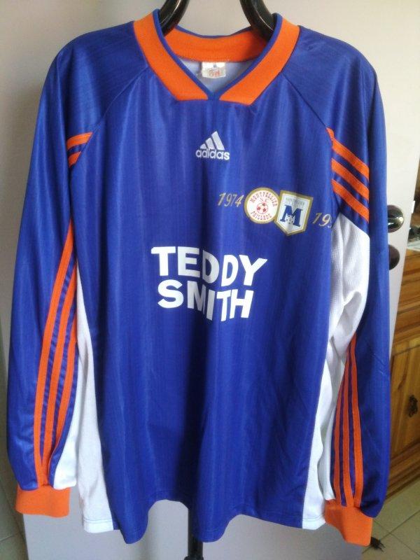 Maillot du MHSC saison 1999-2000 coupe de l'UEFA