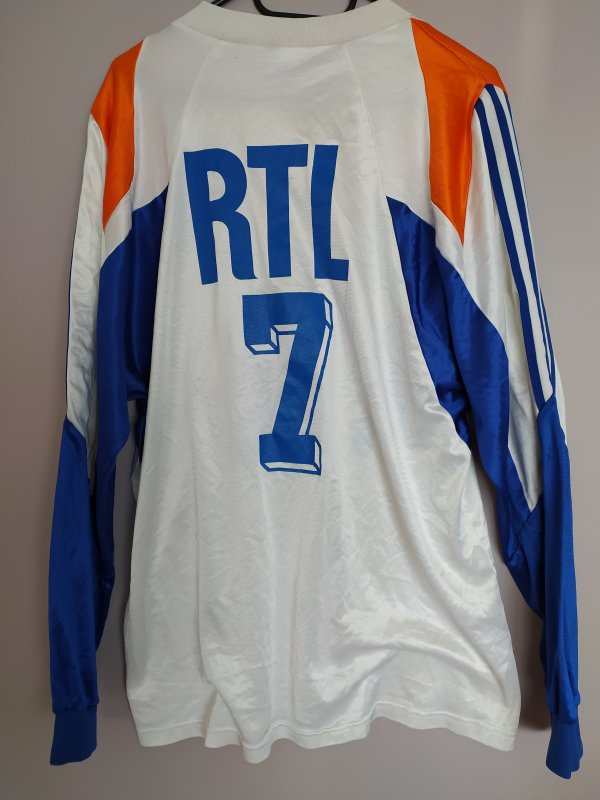 Maillot porté par Wilbert Suvrijn lors de la coupe de France 92