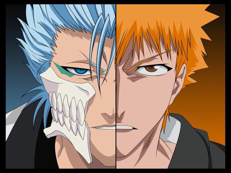Le combat commence Ichigo vs Grimmjow