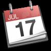 Notre calendrier 2017