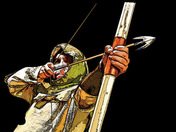 Les archers de la Mesnie Di Matra