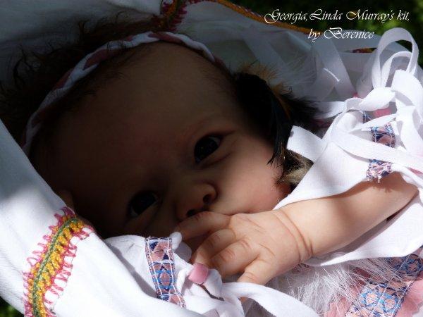 Aiyanna ,la petite indienne