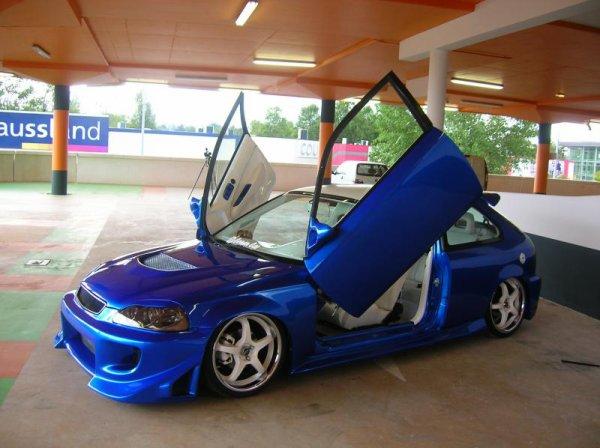 Tuning Honda