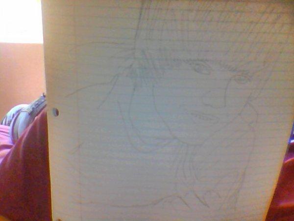 justin bieber un dessin que jai fait