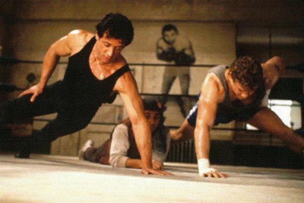 Tommy in Rocky V