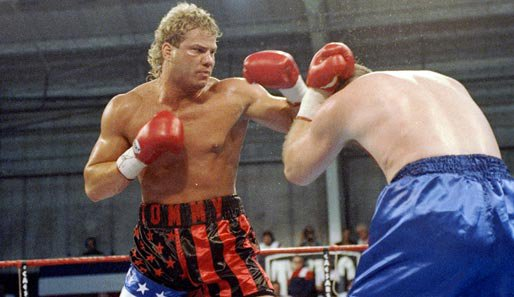 Pictures of Tommy Morrison