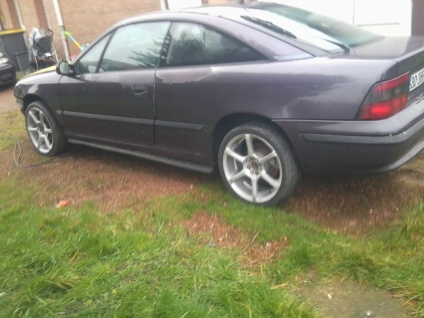 calibra SFI turbo
